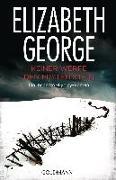 Cover-Bild zu George, Elizabeth: Keiner werfe den ersten Stein