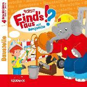 Cover-Bild zu Bornstädt, Matthias von: Find's raus mit Benjamin - Folge 3: Baustelle (Audio Download)