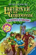 Cover-Bild zu von Bornstädt, Matthias: Labyrinth der Geheimnisse 4: Das Spektakel des Schreckens (eBook)