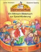 Cover-Bild zu Clown Kallis fröhlicher Sprachzirkus von Volmert, Julia