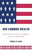 Cover-Bild zu Hanna, Thomas M.: Our common wealth (eBook)
