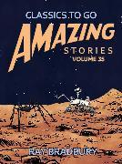 Cover-Bild zu Bradbury, Ray: Amazing Stories Volume 35 (eBook)