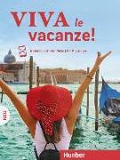 Cover-Bild zu Krasa, Daniel: Viva le vacanze! Italienisch für die Reise - Für Einsteiger