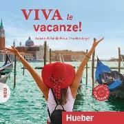 Cover-Bild zu Krasa, Daniel: Viva le vacanze! Neu. Audio-CD