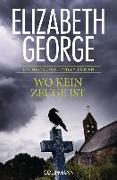 Cover-Bild zu George, Elizabeth: Wo kein Zeuge ist