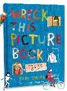 Cover-Bild zu Smith, Keri: Wreck This Picture Book