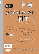 Cover-Bild zu Smith, Keri: Das Guerillakunst-Kit