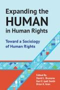 Cover-Bild zu Gran, Brian: Expanding the Human in Human Rights (eBook)
