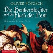 Cover-Bild zu Pötzsch, Oliver: Die Henkerstochter und der Fluch der Pest (Die Henkerstochter-Saga 8)