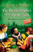 Cover-Bild zu Pötzsch, Oliver: Die Henkerstochter und der Rat der Zwölf (eBook)
