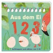 Cover-Bild zu Grimm, Sandra: Aus dem Ei - 1 2 3
