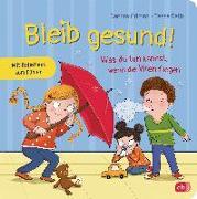 Cover-Bild zu Grimm, Sandra: Bleib gesund!