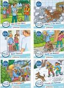 Cover-Bild zu Mats, Mila und Molli - Heft 7 - 12, Schwierigkeitsstufe A von Wolber, Axel