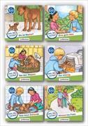 Cover-Bild zu Mats, Mila und Molly - Heft 1-6 , Schwierigkeitsstufe B von Dr. Weinrebe, Helge