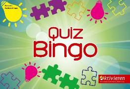 Cover-Bild zu Friese, Andrea: Quiz Bingo