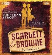 Cover-Bild zu Stroud, Jonathan: Scarlett & Browne - Die Outlaws