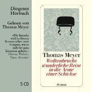 Cover-Bild zu Meyer, Thomas: Wolkenbruchs wunderliche Reise in die Arme einer Schickse