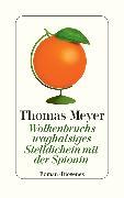 Cover-Bild zu Meyer, Thomas: Wolkenbruchs waghalsiges Stelldichein mit der Spionin (eBook)