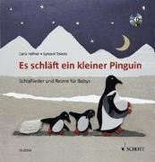 Cover-Bild zu Häfner, Carla: Es schläft ein kleiner Pinguin