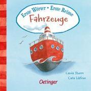 Cover-Bild zu Häfner, Carla: Erste Wörter - Erste Reime