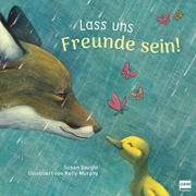 Cover-Bild zu Vaught, Sausan: Lass uns Freunde sein!