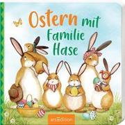 Cover-Bild zu Häfner, Carla: Ostern mit Familie Hase