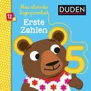 Cover-Bild zu Häfner, Carla: Duden 12+: Mein allererstes Fingerspurenbuch Erste Zahlen