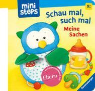 Cover-Bild zu Häfner, Carla: Schau mal, such mal: Meine Sachen