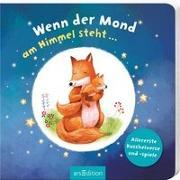 Cover-Bild zu Häfner, Carla: Wenn der Mond am Himmel steht