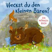 Cover-Bild zu Häfner, Carla: Weckst du den kleinen Bären?