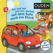 Cover-Bild zu Häfner, Carla: Duden 18+: Hin und her und vor, zurück - mit dem Auto noch ein Stück