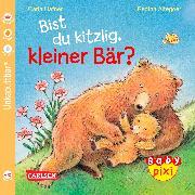 Cover-Bild zu Häfner, Carla: Baby Pixi 47: VE 5 Bist du kitzlig, kleiner Bär?