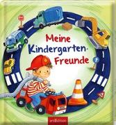 Cover-Bild zu Kraushaar, Sabine (Illustr.): Meine Kindergarten-Freunde (Fahrzeuge)