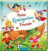Cover-Bild zu Kraushaar, Sabine (Illustr.): Meine Kindergarten-Freunde