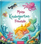 Cover-Bild zu Kraushaar, Sabine (Illustr.): Meine Kindergarten-Freunde (Meerjungfrau)