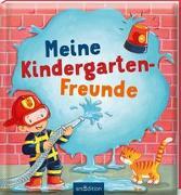 Cover-Bild zu Kraushaar, Sabine (Illustr.): Meine Kindergarten-Freunde (Im Einsatz)