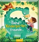 Cover-Bild zu Kraushaar, Sabine (Illustr.): Meine Kindergarten-Freunde (Dinosaurier)