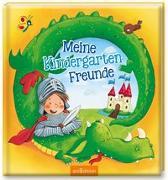 Cover-Bild zu Kraushaar, Sabine (Illustr.): Meine Kindergarten-Freunde (Ritter)