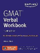 Cover-Bild zu GMAT Verbal Workbook von Kaplan Test Prep