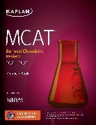 Cover-Bild zu MCAT General Chemistry Review 2021-2022 von Kaplan Test Prep