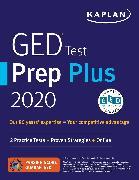 Cover-Bild zu GED Test Prep Plus 2020 von Van Slyke, Caren