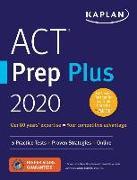 Cover-Bild zu ACT Prep Plus 2020 von Kaplan Test Prep