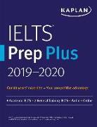 Cover-Bild zu IELTS Prep Plus 2019-2020 von Kaplan Test Prep