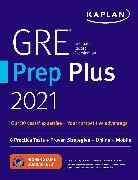 Cover-Bild zu GRE Prep Plus 2021 von Kaplan Test Prep