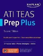 Cover-Bild zu ATI TEAS Prep Plus von Kaplan Nursing
