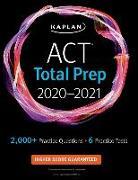 Cover-Bild zu ACT Total Prep 2020-2021 von Kaplan Test Prep