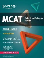 Cover-Bild zu MCAT Behavioral Sciences Review von Kaplan Test Prep