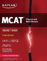 Cover-Bild zu MCAT Physics and Math Review von Kaplan Test Prep
