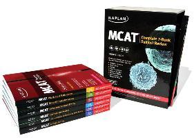 Cover-Bild zu MCAT Complete 7-Book Subject Review von Kaplan Test Prep