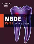 Cover-Bild zu NBDE Part I Lecture Notes von Kaplan Medical